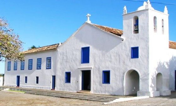 430 anos da dedicação da igreja do Santuário de Anchieta
