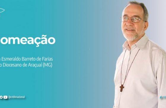 Papa Francisco nomeia bispo para a diocese de Araçuaí (MG)
