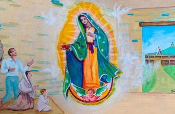 Papa concederá indulgência aos que celebrarem Nossa Senhora de Guadalupe em casa