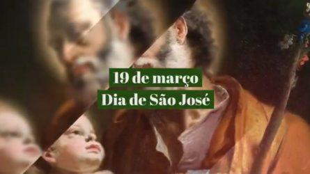 Dia de São José. Ano de São José