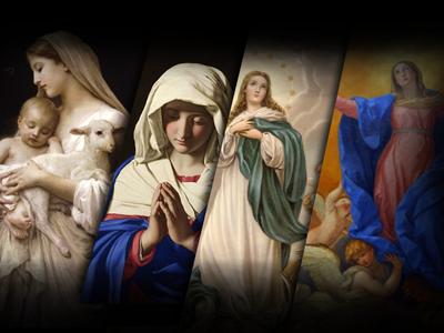 Os Dogmas de Maria