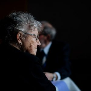 O Papa: os avós e os idosos não são sobras de vida, desperdícios para jogar fora