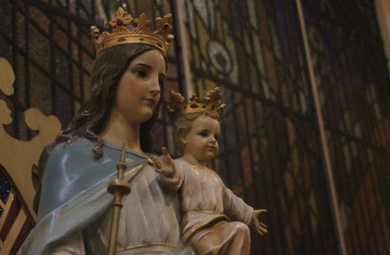 Maria no Antigo e Novo Testamento: Nossa Senhora do Carmo já era prefigurada
